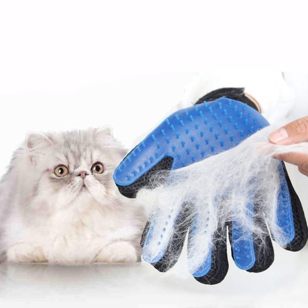 rukavica za češljanje mačaka