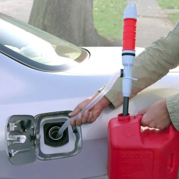 pumpanje benzina