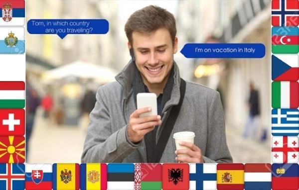 prevoditel jezika