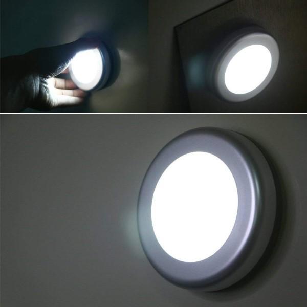 led lampa na baterije