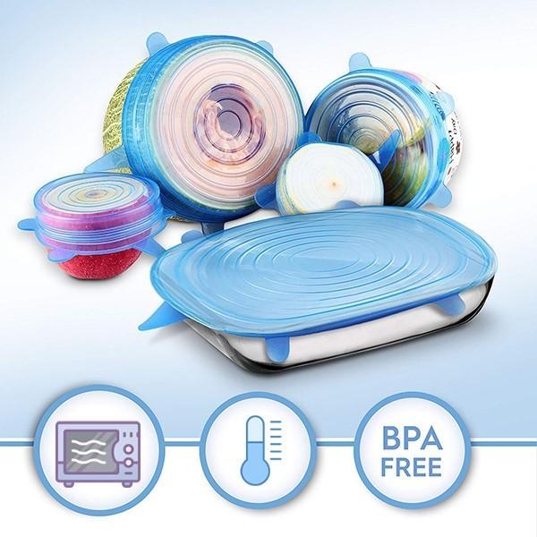 bpa free silikonski poklopac